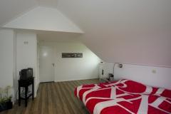 Hoog/laag plafond slaapkamer