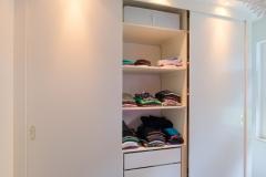 Ingebouwde-kledingkast